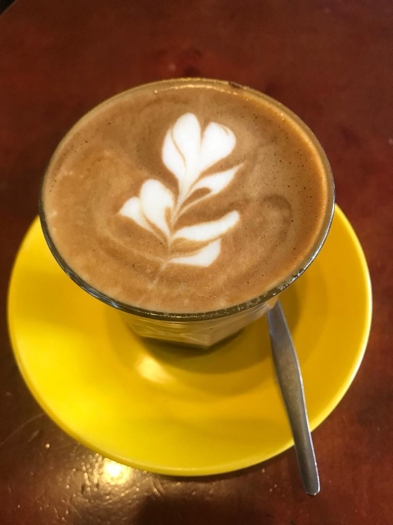 coffee at elephant bean