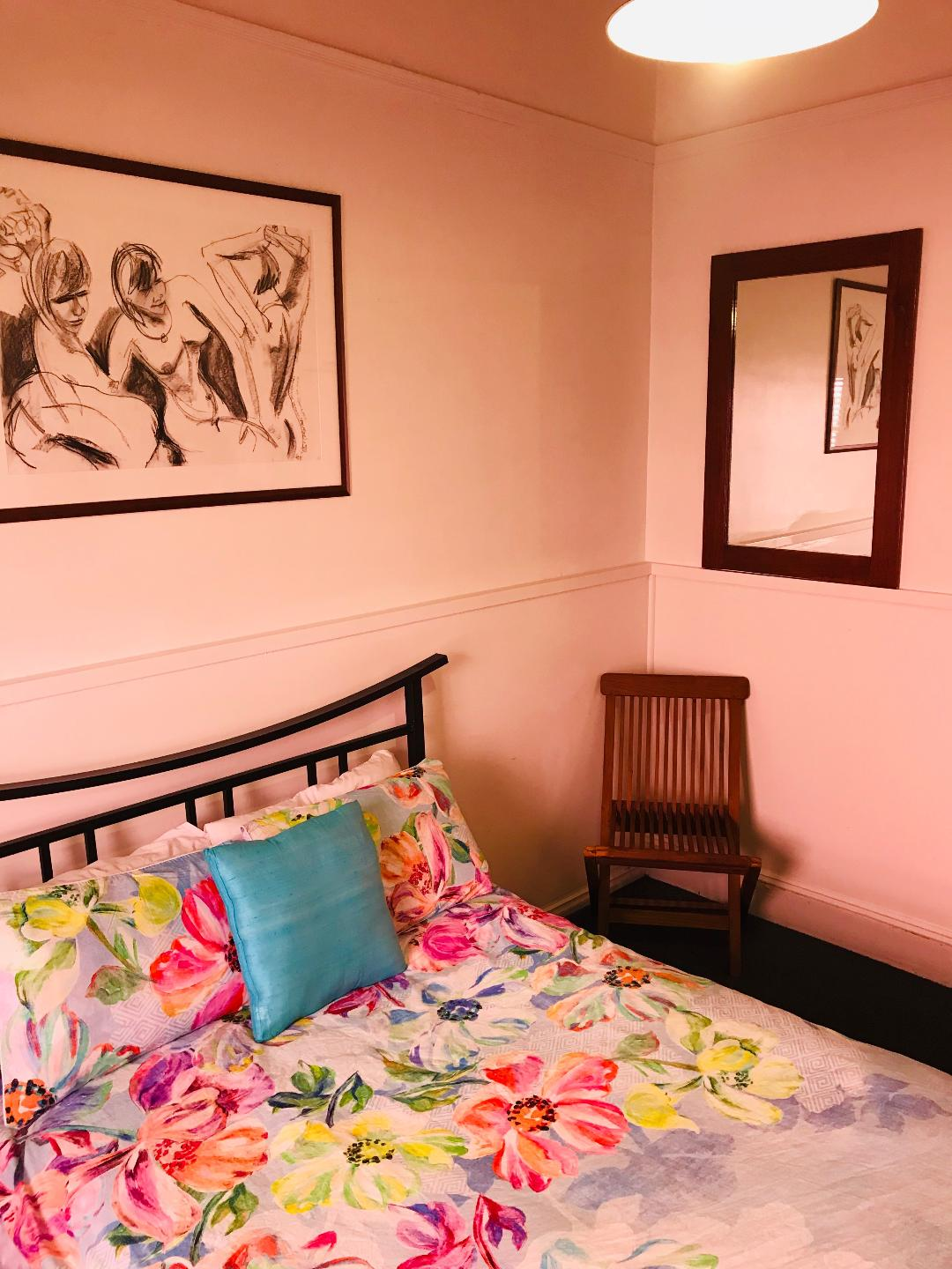 Double room at our hostel